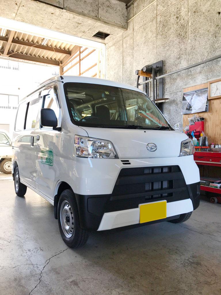 鎌倉【新車販売】ダイハツ『ハイゼットカーゴ、デラックスSAⅢ4WD』