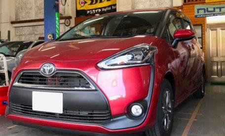 鎌倉【新車】トヨタ『シエンタG 2WD』ご成約ありがとうございます!