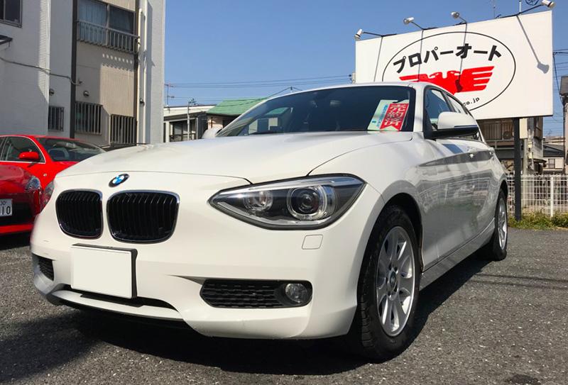 【中古車販売】BMW 『BMW F20』 平成23年式