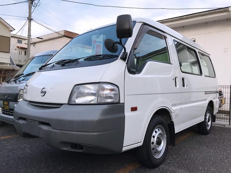 鎌倉の中古車購入なら、NISSAN『バネットバン』のご成約いただきました。