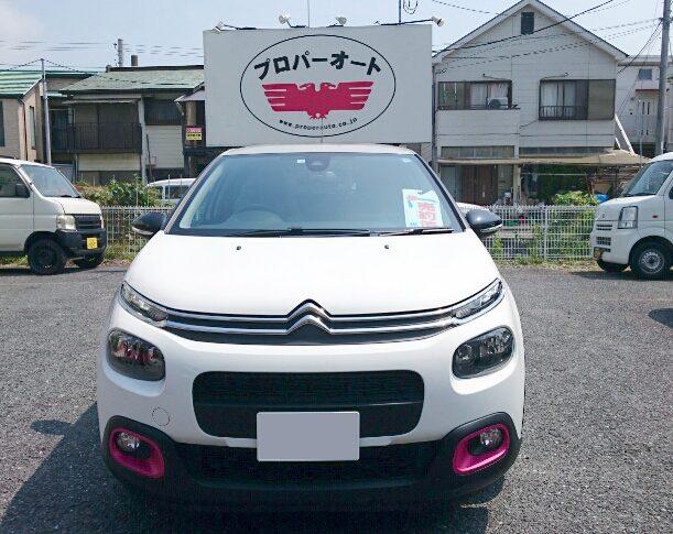 【新車販売】シトロエン『C3 ELLE LTD 2WD』