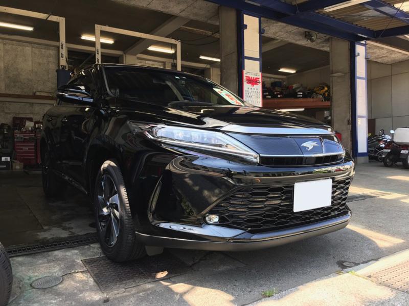 【新車販売】TOYOTA『ハリアープレミアム2.0ターボ 4WD』