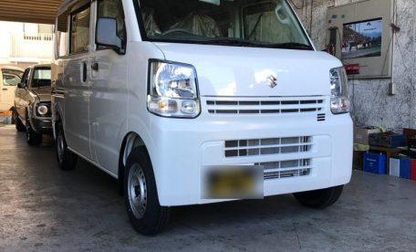 プロパーオート【新車販売】スズキ『スズキ エブリィバンPC 2WD』