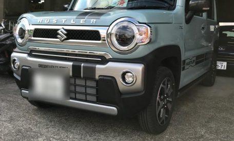 プロパーオート 新車販売 スズキ『ハスラー Jスタイルターボ(オフブルーメタリック)』